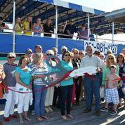 Alabama Cruises Grand Opening on Orange Beach! #RibbonCuttings in #OrangeBeach