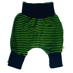 #Baggy #pants for #newborn, baby and toddler. Size 50 - 98 cm / Newborn - 3 years. Soft cotton jersey. Green with dark blue stripes. Dark blue cuffs that match the pants. #baby #fashion #clothing #headband #bow #babygirl #babyboy #baggy #baggypants #boy #boys #girl #preemie #toddler ➡️ http://jto.li/e7nnq