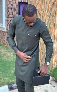Mens Style Discover African men clothing African men wears African attire African men suit shirts and pants Dashiki for men. African Male Suits, African Wear Styles For Men, African Shirts For Men, African Dresses Men, African Attire For Men, African Clothing For Men, African Style, Nigerian Men Fashion, African Men Fashion