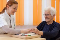 Adult day services for dementia patients provide stress relief to caregivers