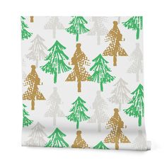 Zoe Wodarz Winter Day Wrapping Paper | DENY Designs Home Accessories