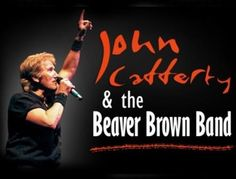 John Cafferty   - At night, front row, outside. It kicked ASS!!!!!!!!
