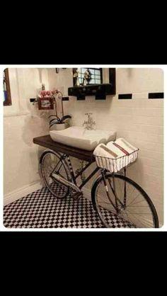 Cykel håndvask
