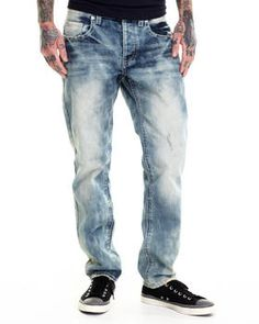 Find Washed Denim Jeans Men's Jeans & Pants from Parish & more at DrJays. on Drjays.com