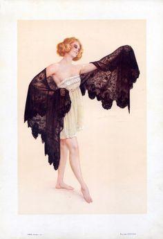 Leo Fontan for Eros, 1923