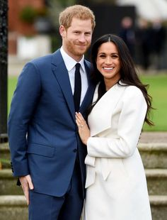 """Prince Harry, Meghan Markle are posing for a picture: <span style=""""font-size:13px;"""">Harry and </span><a href=""""http://people.com/tag/meghan-markle/"""" style=""""color:#0000aa;background-color:#92c0e0;font-size:13px;"""">Meghan Markle</a><a href=""""http://people.com/royals/prince-harry-meghan-markles-official-engagement-photos/"""" style=""""color:#0000aa;background-color:#92c0e0;font-size:13px;"""">announced their engagement</a><span style=""""font-size:13px;""""> on Monday morning</span>"""