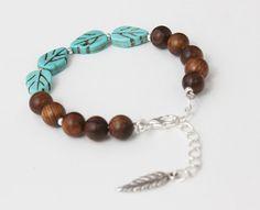 Vietnam Natural Black Rose wood Tibetan bracelet with by eendar, €7.90