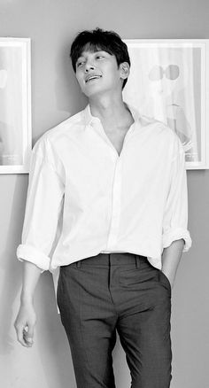 Ji Chang Wook for Miracle_ 2017 Ji Chang Wook Smile, Ji Chan Wook, Handsome Korean Actors, Handsome Boys, Korean Star, Korean Men, Healer Korean, Ji Chang Wook Photoshoot, Empress Ki