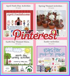 Featured Seasonal Pinboards on Pinterest   -  Pinned by @PediaStaff – Please Visit http://ht.ly/63sNt for all our pediatric therapy pins
