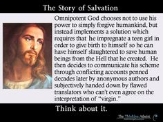 """sin is christian nonsense 