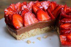Dairy-free, gluten-free cheesecake recipe: http://chelseawinter.co.nz/gluten-free-cheesecake/