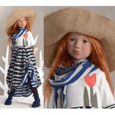 ZWERGNASE POUPEE MAXIMA - poupée d'artiste Zwergnase