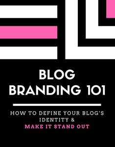 Blogging Tips: Blog Branding Blog branding defines your site's identity, makes it stand out, and increases blog visitors. Get started branding your blog in 3 steps.
