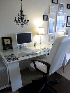 Minimalist Cozy Home Office Design Ideas