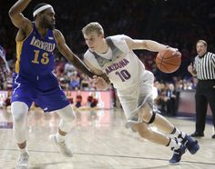 """Lauri Markkanen revealing versatile NBA potential = NBA scouts and executives are always looking for athletic big men who can shoot, and Arizona freshman Lauri Markkanen fits the billing wonderfully. The 7'0"""" Finnish forward has generated buzz over the last couple of years during....."""
