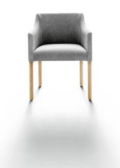 Sedia Florinda - design Monica Förster - De Padova | Mobili di ...