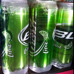 Bud Lite Lime ...   :0)))))
