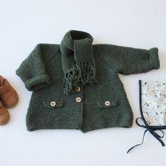 Knit Crochet, Fur Coat, Knitting, Sweaters, Jackets, Children, Instagram, Baby, Fashion