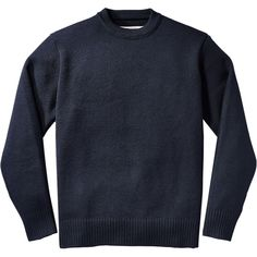 Filson - Crewneck Guide Sweater - Men's - Dark Navy