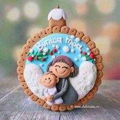 O amintire vesnica alaturi de Bunica persoana calda care te asteapta intotdeauna cu bratele deschise iti ofera cele mai bune sfaturi si face cele mai bune prajituri din lume   #dordebunica  http://ift.tt/2kgoadA  #globuridebrad #globuripersonalizate #decoratiunibrad #deliciumic #family #memories #love #holydays #ColectiadeCraciun #cadouri #Craciun #handmade #Christmas #christmastree #cadouripersonalizate #DeliciuMic #globuri #ilovehandmade #polymerclay #fimo #customdecorations #decoratiuni…