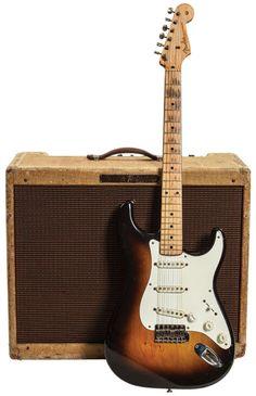 1956 Strat http://www.premierguitar.com/articles/22669-vintage-vault-1956-fender-stratocaster-serial-14220-and-1957-fender-twin