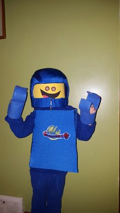 Lego Benny costume
