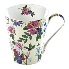 V&A ''Kilburn Cream'' Fine Bone China Mug in a Gift Box Creative Tops http://www.amazon.es/dp/B0046GZ4DC/ref=cm_sw_r_pi_dp_Zs27vb1YTA4TZ