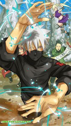 Naruto Shippuden | Kakashi Hatake |