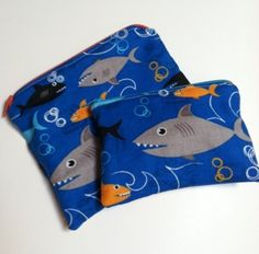 Reusable Snack & Sammies Bags - $7