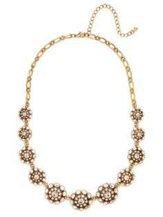 Gold Supernova Collar - View All - Just In | BaubleBar