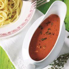 Snelle tomatensaus met feta #SnelKlaar #WeightWatchers #WWrecept