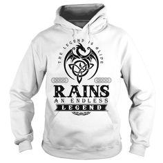 (Tshirt Cool Sale) RAINS Teeshirt of year Hoodies, Tee Shirts