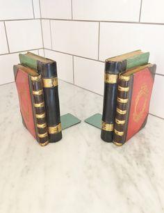 Italian Bookends Faux Book Decor Borghese Bookends by Comforte