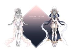 [CLOSED] Outfit auction by mollimo on DeviantArt Dress Drawing, Drawing Clothes, Cosplay Outfits, Anime Outfits, Clothing Sketches, Fantasy Gowns, Anime Dress, Themed Outfits, Fashion Design Sketches