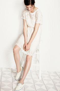 The Wildfield dress   Madewell