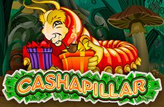 Software: #Microgaming Theme: #Jungle Reels: 5 Bonus Game: Yes #Cashapillar slot machine game is offering 100 whopping pay lines. This large amount is #promising lots of fun as well as winnings. Aside from that, the developer also makes a giant leap in casino slot history to double the existing pay lines #record.
