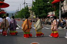 京都葵祭り