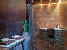 Luksusta kylpemiseen  @ Loma-asuntomessut Lappeenrannassa 2012 Mirror, Bathroom, Decoration, Frame, Furniture, Home Decor, Washroom, Decor, Picture Frame