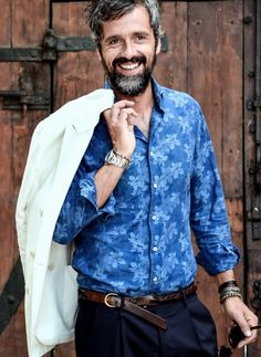 Daniele Biagioli is a free agent and style consultant with a bright personality…
