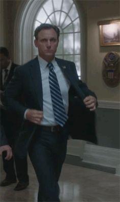 He walks like this: | Community Post: 16 Reasons We Love Fitzgerald Grant III
