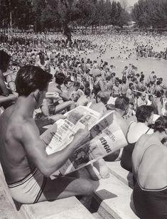 Fotos antiguas de Madrid - Página 18 - ForoCoches                                                                                                                                                     Más