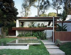 Just love the use of space and design that the 60's has...much better than the Mcmansions of today