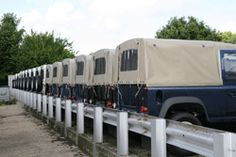 Keith Gott Land Rovers - Worldwide Specialists in Land Rover Products
