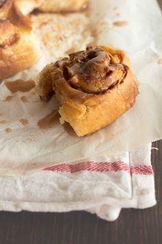 Apple&Cinnamon Rolls | Migalha Doce