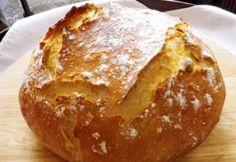 Dagasztás nélküli kenyér Évi nénitől | NOSALTY Evo, French Toast, Grilling, Bakery, Bread, Breakfast, Morning Coffee, Crickets, Brot