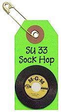 Sock Hop SWAP...record