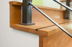 Best Flooring Integrated Metal Non Slip Stair Treads For Wood 400 x 300