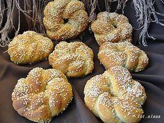Ala piecze i gotuje: Bajgle tureckie - simit