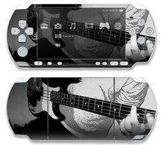 Sony PSP Slim 3000 Decal Skin  Me and My Guitar by DecalSkin ** Click image to review more details.