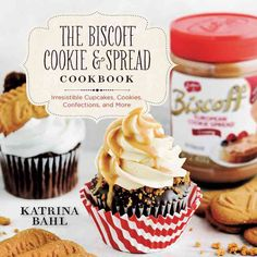 Who can say no to something called cookie butter? Especially when its baked into such treats as Caramel Biscoff Brownies, Crunchy Biscoff Pretzel Cups, or Biscoff Buttercream Cupcakes? The taste is si